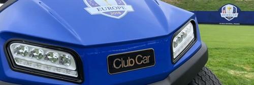I veicoli Ryder Cup 2018 ora li trovi in Eureco!