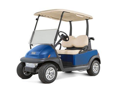 Veicolo elettrico Club Car Precedent i2