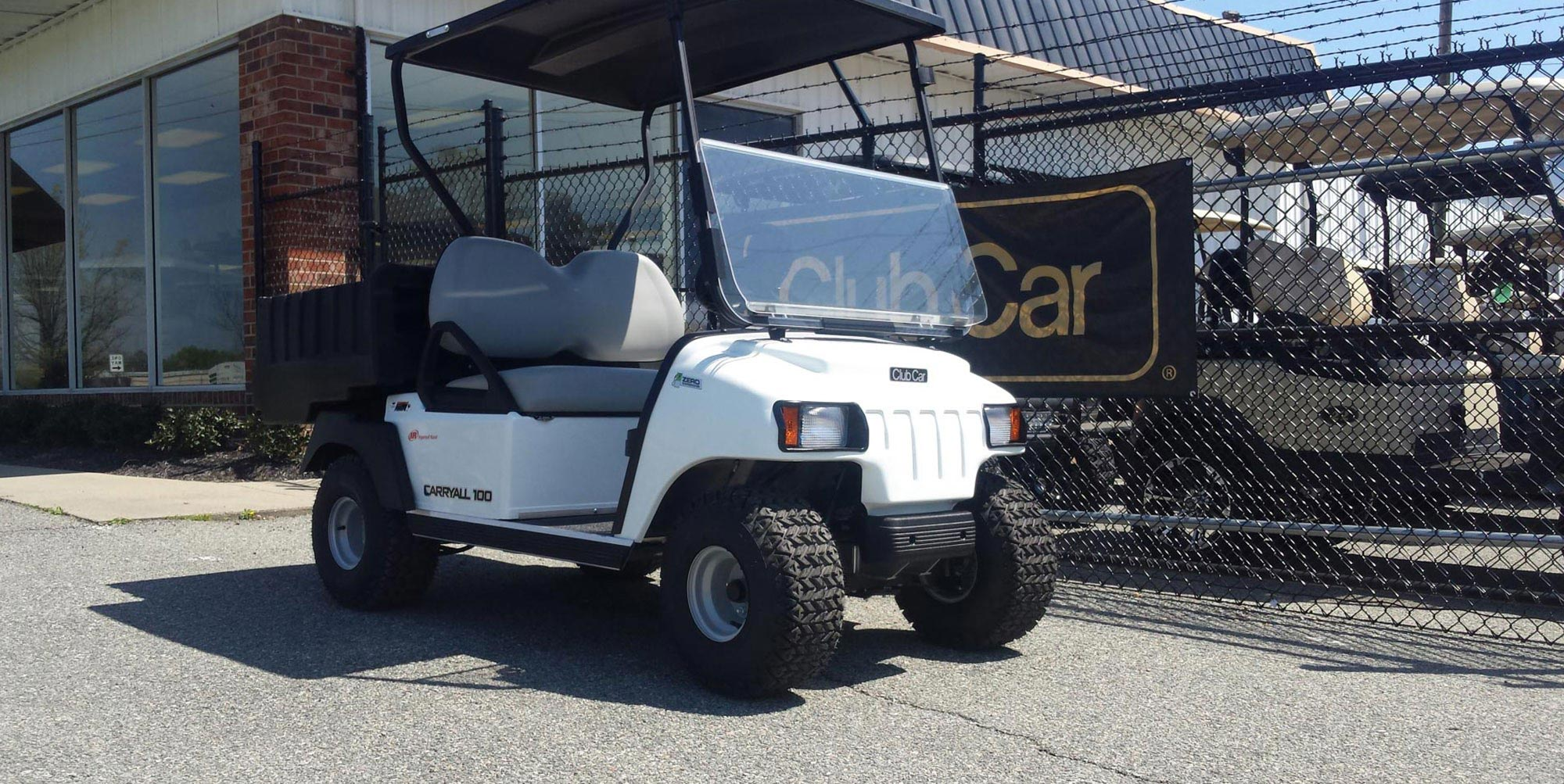 Club Car Carryall 100