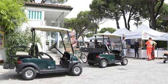 Club Car Villager 4