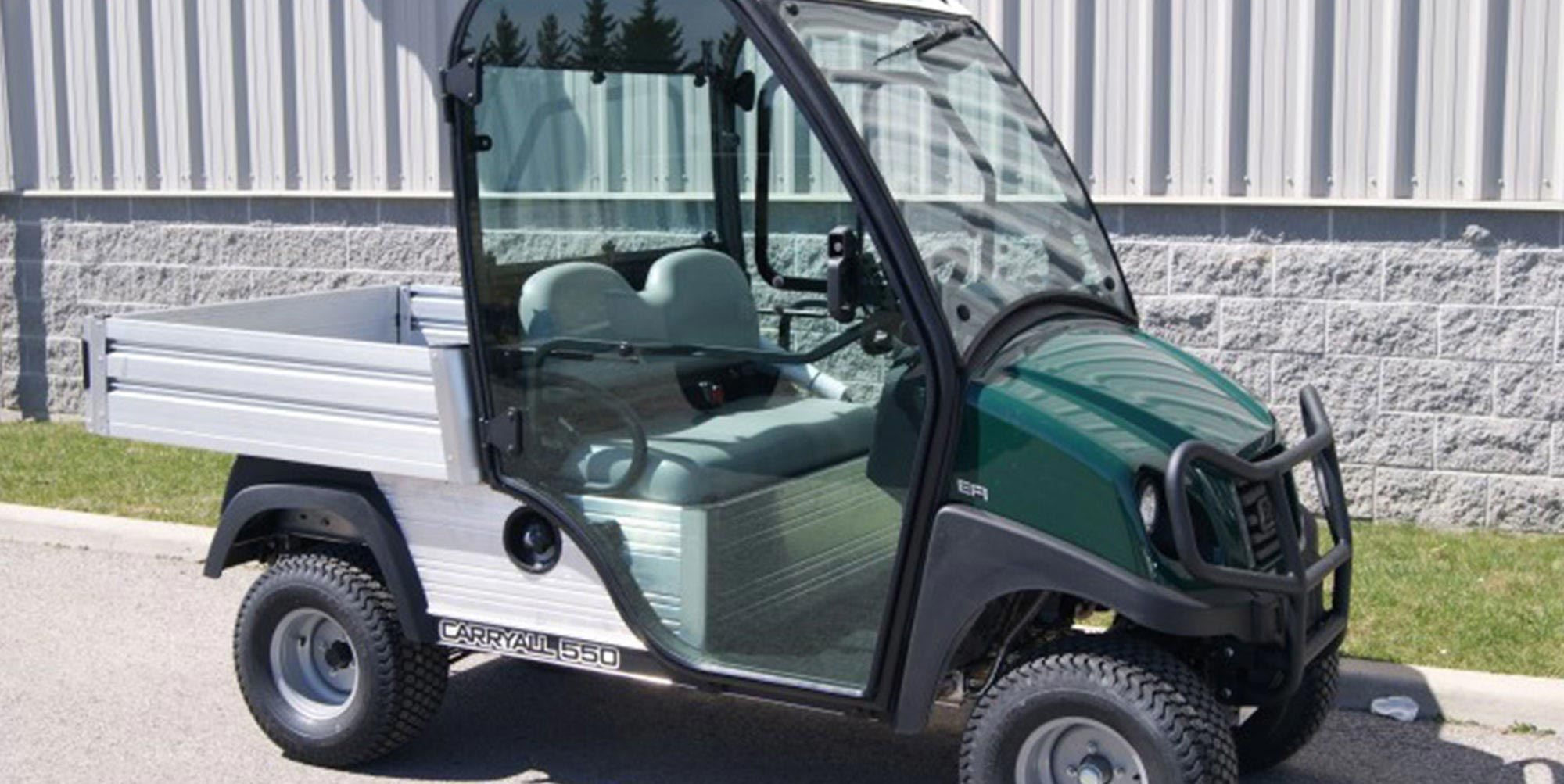 Club Car Carryall 550