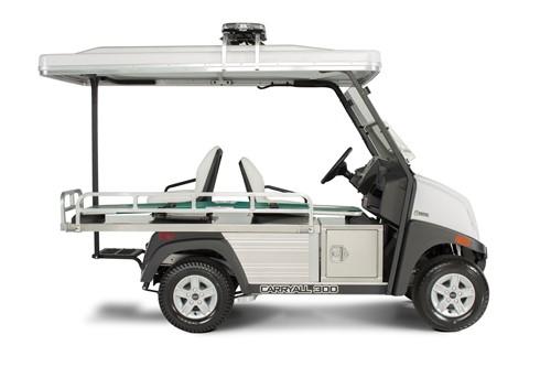 Veicolo elettrico Club Car Carryall 300 Ambulanza